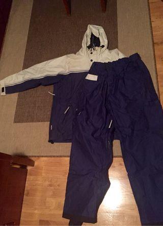 Conjunto Snowboard Rip Curl. Chaqueta y pantalon talla XL
