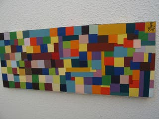 Pintura unica painting arte