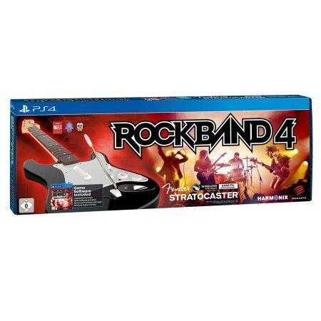 Rock Band 4 + Guitarra PS4