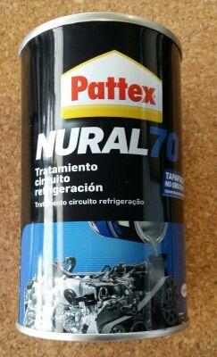 PATTEX NURAL 70 TAPA FUGAS RADIADORES