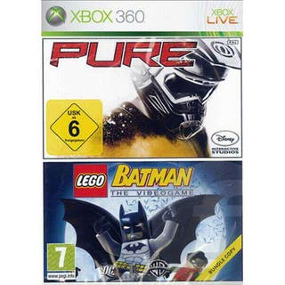 Lego batman y pure. Xbox360