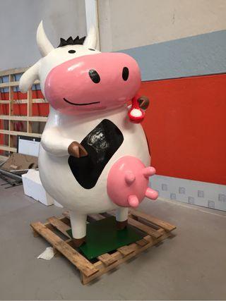 Vaca porex endurecido