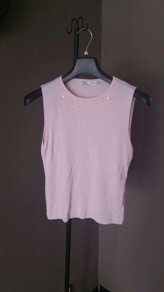 Camiseta rosa zara de segunda mano por 2 5 en palma de - Zara palma de mallorca ...