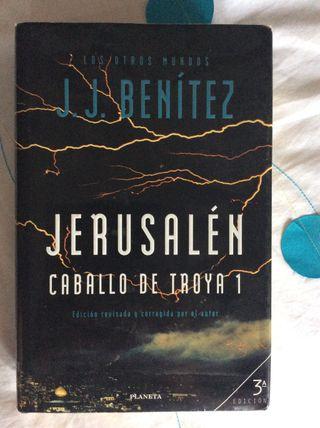 Libro Jerusalén, Caballo De Troya