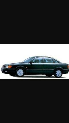 Audi 100 2.8 gasolina