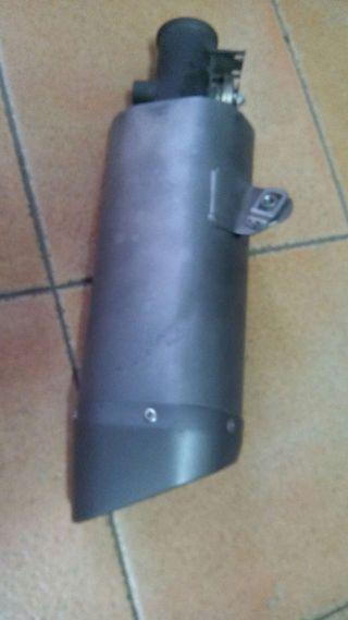 Tubo o bala de escape Moto Yamaha R6