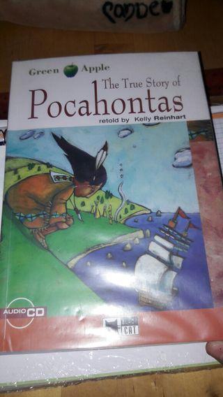 Libro ingles the true story of pocahontas