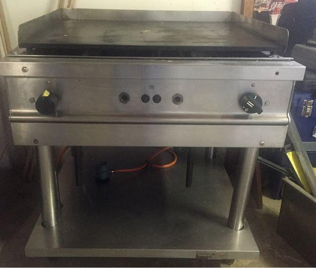 Plancha cocina industrial de segunda mano por 600 en - Plancha de cocina para empotrar ...