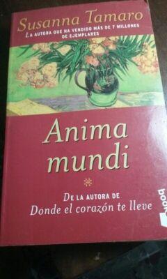 Anima Mundi ( Susana Tamaro)