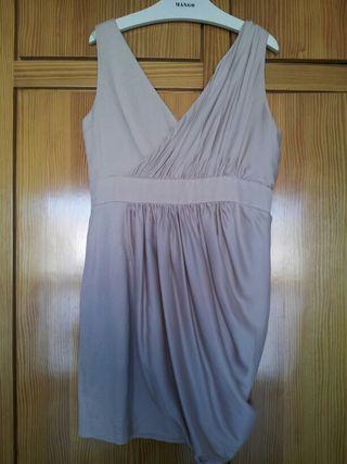 L Vestido En De Mano Puerto Sagunto Segunda Fiesta Talla CqTnwtq