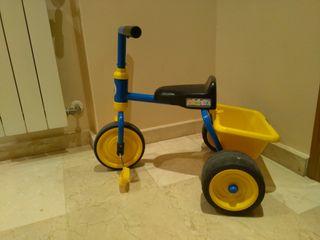 Triciclo metal