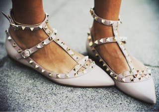 Bailarinas estilo Valentino TALLA 36!!