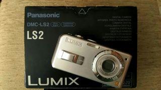 Cámara Panasonic Lumix DMC-LS2 5MP