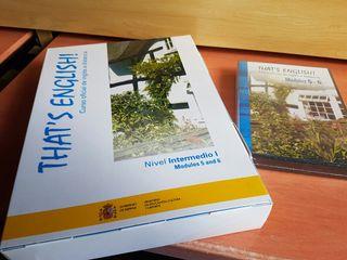Libros + dvd preparación b1 inglés