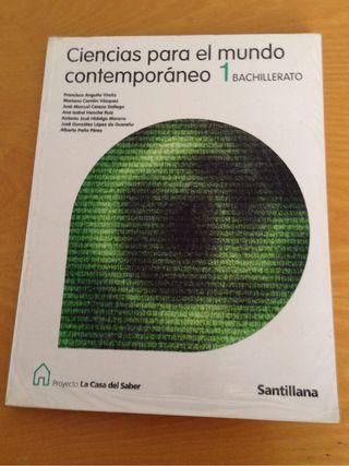 CMC Santillana (1º bachillerato)