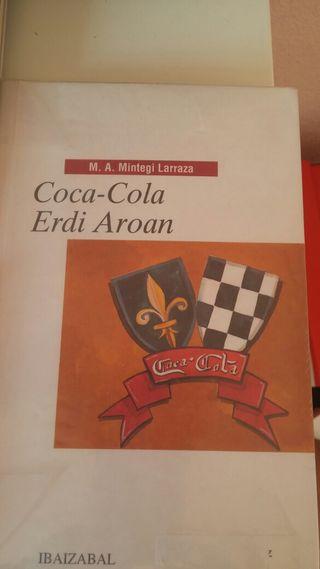 libro ESO Coca-cola erdi aroan