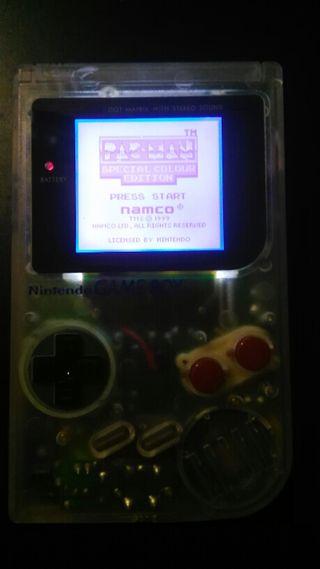 Mod Nintendo Game Boy (dmg-01)