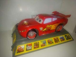 Cars Mcqueen Cuenta Aventuras