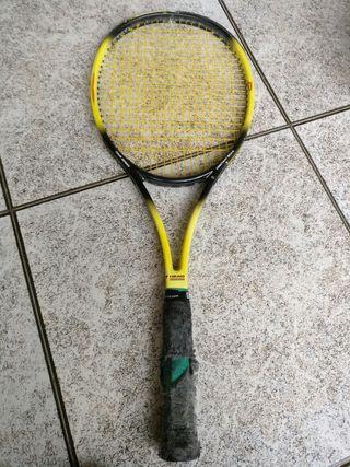 Raquetas + maleta raquetas