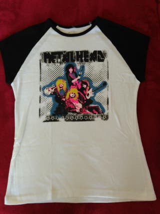 Metalhead shirt Pilar Rubio size S
