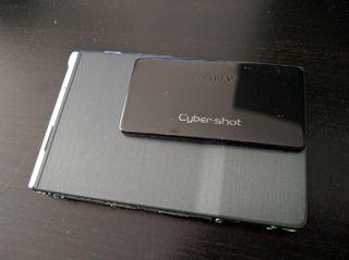 Cámara Digital Sony Cyber-Shot DSC-T7