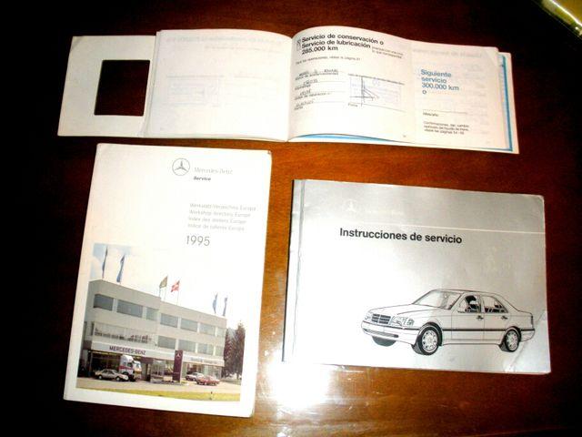 Mercedes C 250 Diesel Elegance W202 C250D