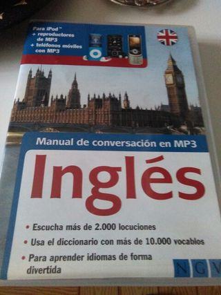 Manual conversación en mp3