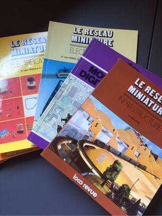 Mini enciclopedia hobby ferroviario
