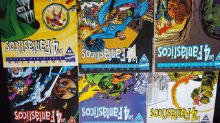 Comic los 4 fantasticos
