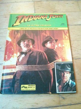 Indiana Jones y la última cruzada. Libro