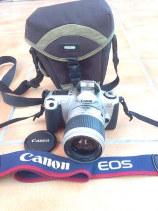 Cámara fotos réflex Canon EOS 300