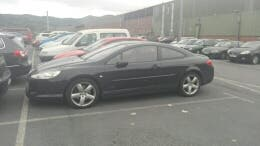 Peugeot 407 coupe cup