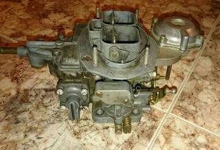 Carburador Webber-bressel,seat 124