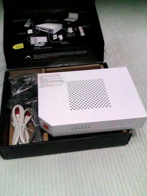 Router Livebox Orange Jazztel