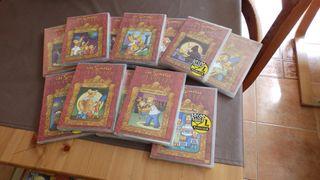 Colección de DVDs de Los Simpson