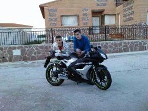 Motor hispania 50 cc
