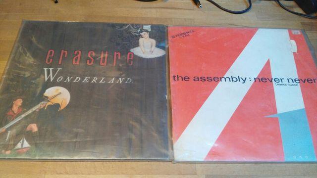 DISCO ERASURE + MAXI THE ASSEMBLY