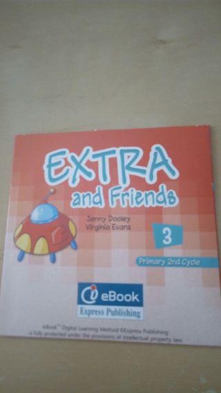 Libro de texto inglés