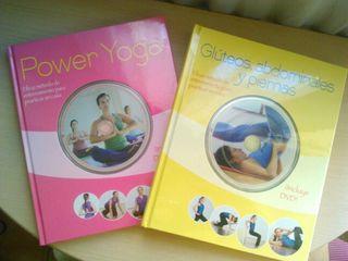 Power Yoga y GAP (en envoltorio original)