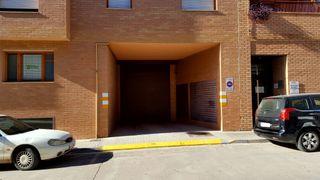Venta parking Binéfar (c/galileo)