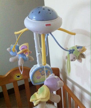 Carrusel Musical ( Fisher-price)