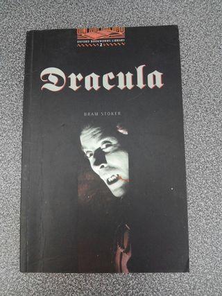 Libro en ingles :Dracula.