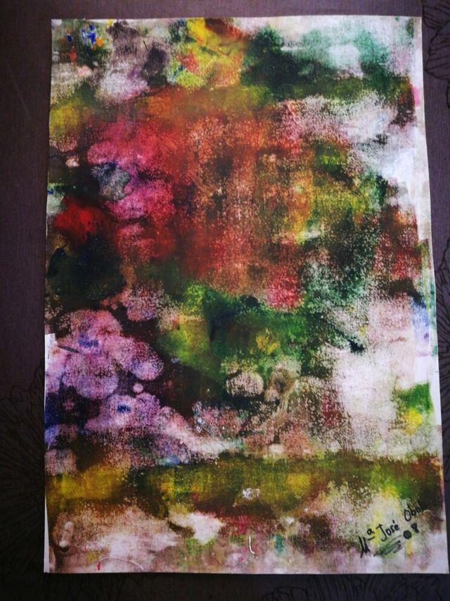 Lamina « Ilusión de otoño»