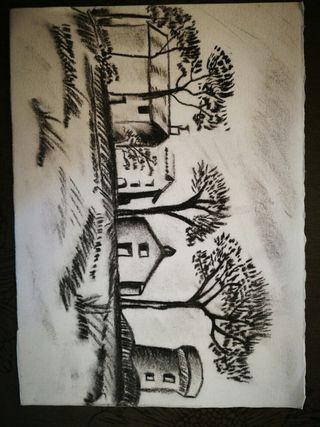 Lamina « El pueblo »