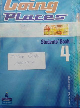 Student's book 4°ESO