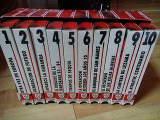 Videos VHS Athletic Club El Correo