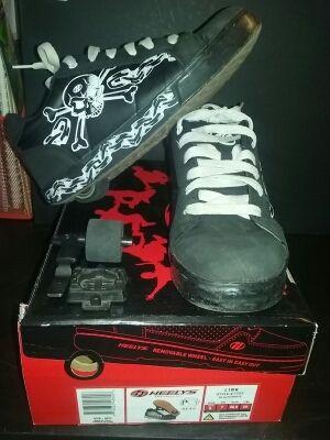 Zapatos ruedas Heelys