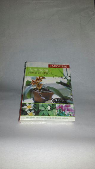 Libro de jardinería