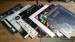 7 DISCOS LP DE MÚSICA ESPAOLA DE LOS 80