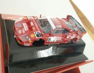 Fly Ferrari f40 racing TIME Le Mans 96 #59